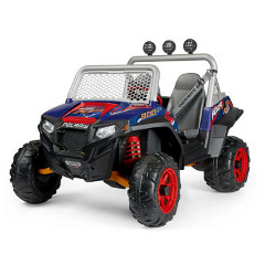 PegPerego Polaris RZR 900 XP Purple 24V 480W fialová